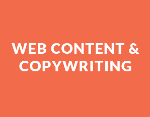 Web Content & Copywriting
